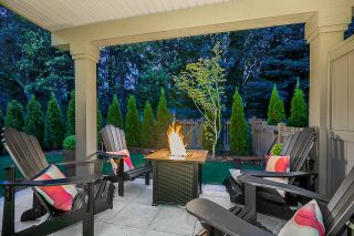 """Photo 44: 36 3306 PRINCETON Avenue in Coquitlam: Burke Mountain Townhouse for sale in """"HADLEIGH ON THE PARK"""" : MLS®# R2491911"""