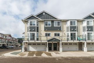 Photo 1: 405 467 S TABOR Boulevard in Prince George: Heritage Townhouse for sale (PG City West (Zone 71))  : MLS®# R2555002