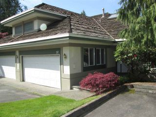 """Photo 2: 97 4001 OLD CLAYBURN Road in Abbotsford: Abbotsford East Townhouse for sale in """"Cedar Springs"""" : MLS®# R2265225"""