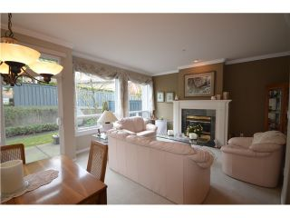 """Photo 3: 65 678 CITADEL Drive in Port Coquitlam: Citadel PQ Townhouse for sale in """"CITADEL POINTE"""" : MLS®# V1012676"""