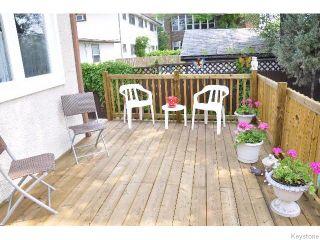 Photo 18: 486 Riverton Avenue in WINNIPEG: East Kildonan Residential for sale (North East Winnipeg)  : MLS®# 1518051
