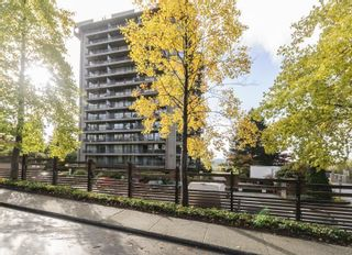 Photo 1: 605 3760 ALBERT Street in Burnaby: Vancouver Heights Condo for sale (Burnaby North)  : MLS®# R2414689