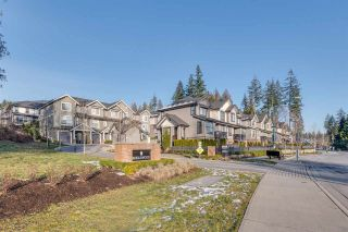 """Photo 1: 19 3461 PRINCETON Avenue in Coquitlam: Burke Mountain Townhouse for sale in """"BRIDLEWOOD"""" : MLS®# R2332320"""