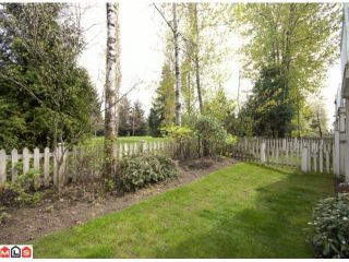 "Photo 8: 5-12110 75A AVE in SURREY BC: Queen Mary Park Surrey Townhouse  in ""MANDALAY VILLAGE"" (Surrey)  : MLS®# F1010789"