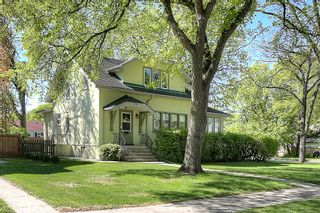 Photo 1: 1176 McMillan Avenue in Winnipeg: Crescentwood Single Family Detached for sale (1Bw)  : MLS®# 1713003