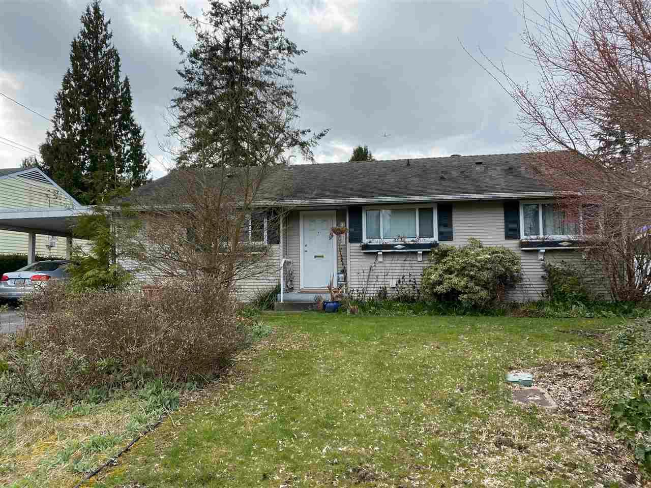 "Main Photo: 11071 WREN Crescent in Surrey: Bolivar Heights House for sale in ""Birdland"" (North Surrey)  : MLS®# R2561704"