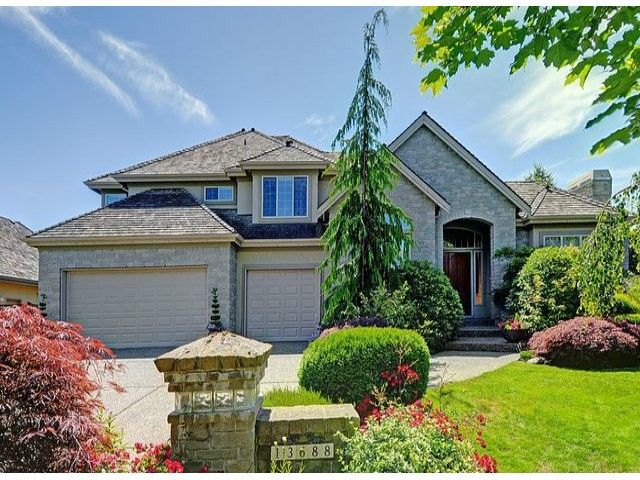 Main Photo: 13688 21A AV in surrey: Elgin Chantrell House for sale (South Surrey White Rock)  : MLS®# F1316425