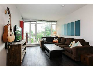 """Photo 3: 415 2321 SCOTIA Street in Vancouver: Mount Pleasant VE Condo for sale in """"SOCIAL"""" (Vancouver East)  : MLS®# V1121141"""