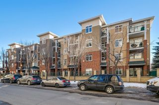 Main Photo: 106 5720 2 Street SW in Calgary: Manchester Apartment for sale : MLS®# A1095843