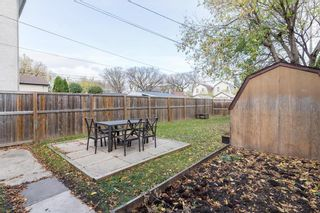 Photo 16: 465 Cathedral Avenue in Winnipeg: Sinclair Park Residential for sale (4C)  : MLS®# 202124939
