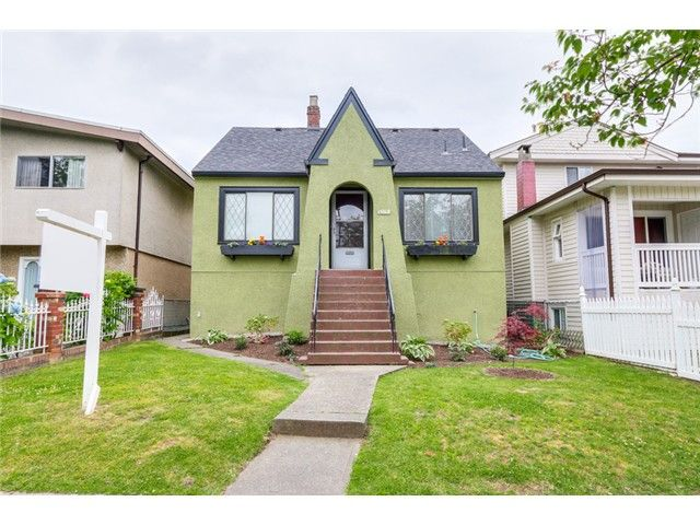 Main Photo: 1942 E 49TH Avenue in Vancouver: Killarney VE House for sale (Vancouver East)  : MLS®# V1106565