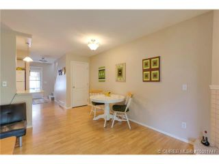Photo 5: 1250 Morgan Road # 9 in Kelowna: House for sale : MLS®# 10081747