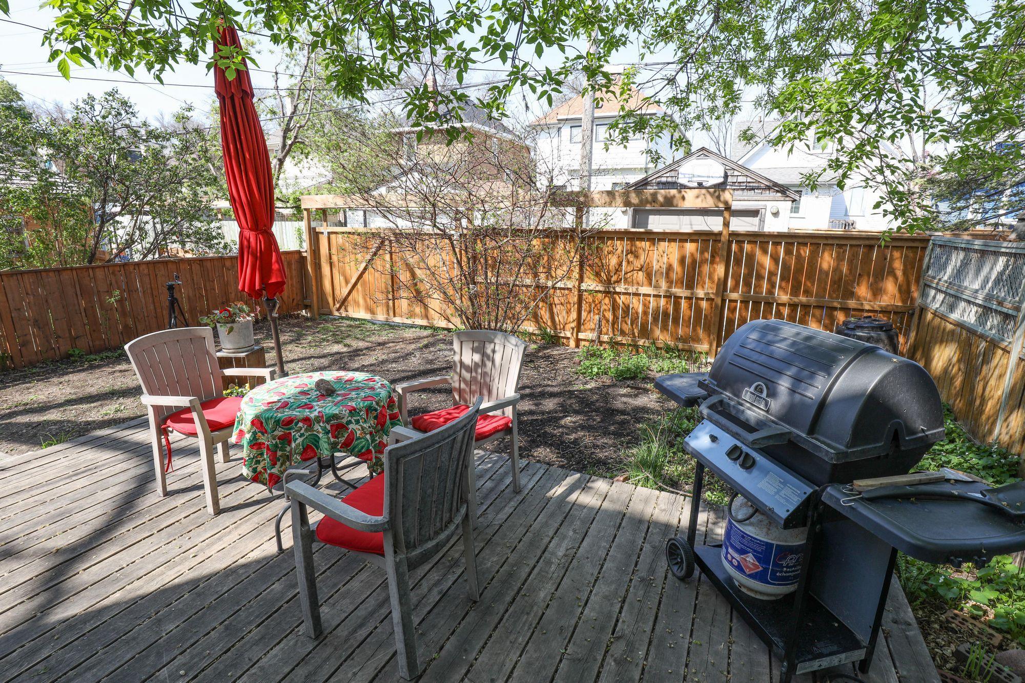 Photo 33: Photos: 110 Lipton in Winnipeg: Wolseley Single Family Detached for sale (5B)  : MLS®# 202111593