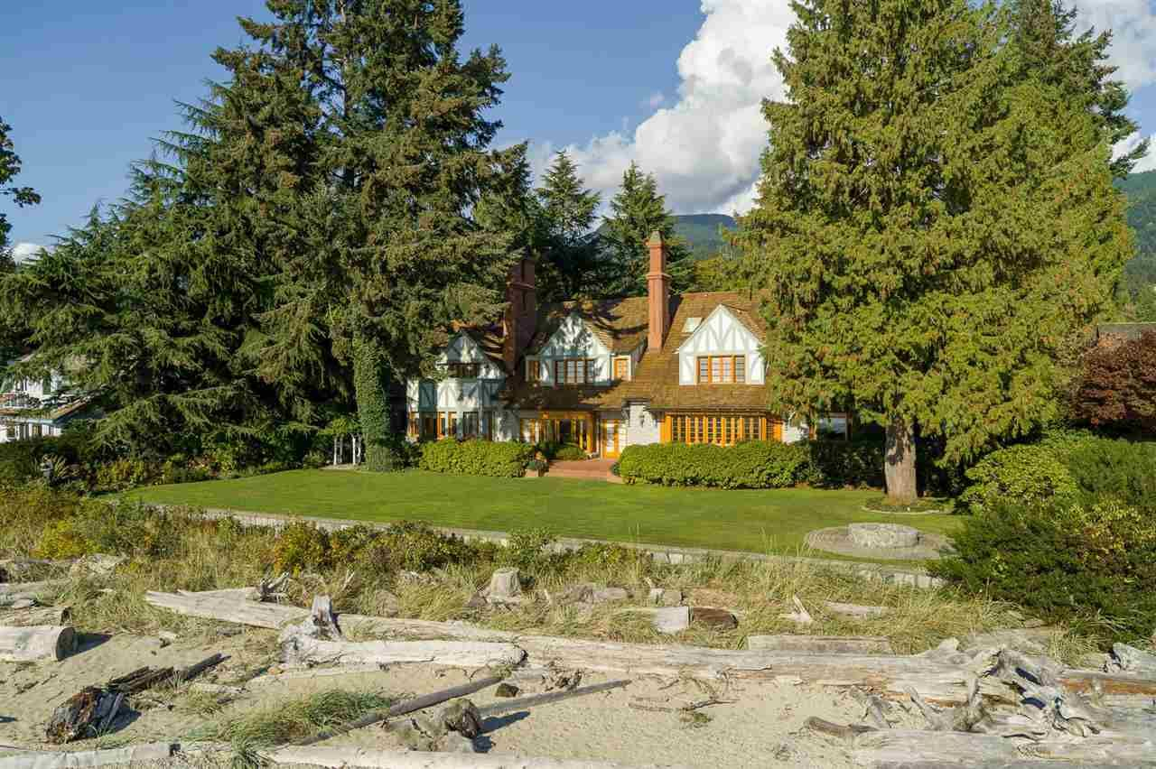 Main Photo: 4351 ERWIN Drive in West Vancouver: Cypress House for sale : MLS®# R2509166