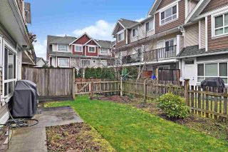 """Photo 23: 39 7298 199A Street in Langley: Willoughby Heights Townhouse for sale in """"York"""" : MLS®# R2542570"""