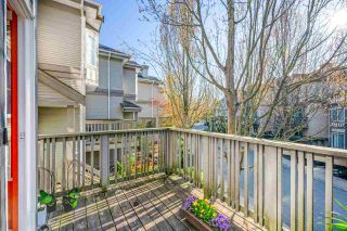 "Photo 22: 102 3880 WESTMINSTER Highway in Richmond: Terra Nova Townhouse for sale in ""Mayflower"" : MLS®# R2573048"