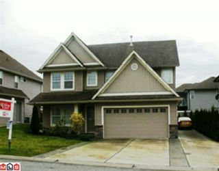"""Main Photo: 30536 NORTHRIDGE Way in Abbotsford: Abbotsford West House for sale in """"BLUERIDGE COUNTRY"""" : MLS®# F1001501"""