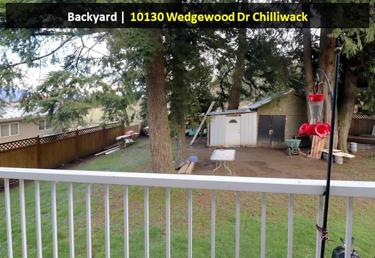 Photo 18: Photos: 10130 WEDGEWOOD Drive in Chilliwack: Fairfield Island House for sale : MLS®# R2538386