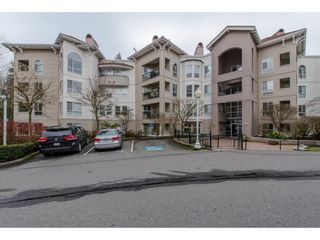 """Photo 2: 214 3176 GLADWIN Road in Abbotsford: Central Abbotsford Condo for sale in """"Regency Park"""" : MLS®# R2155492"""