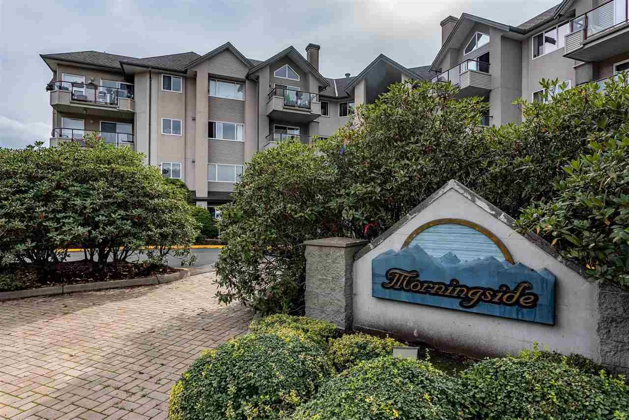 """Main Photo: 410 45520 KNIGHT Road in Chilliwack: Sardis West Vedder Rd Condo for sale in """"MORNINGSIDE"""" (Sardis)  : MLS®# R2488394"""
