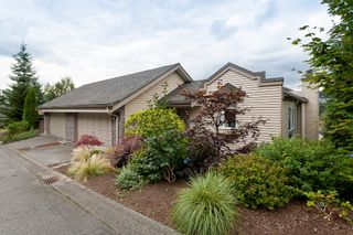 "Photo 2: 408 1215 LANSDOWNE Drive in Coquitlam: Upper Eagle Ridge Townhouse for sale in ""SUNRIDGE ESTATES"" : MLS®# V968136"