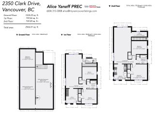 Photo 34: 2350 CLARK Drive in Vancouver: Grandview Woodland Duplex for sale (Vancouver East)  : MLS®# R2569156