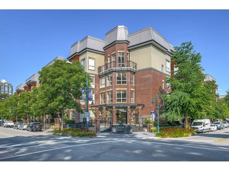 FEATURED LISTING: 202 - 2628 MAPLE Street Port Coquitlam