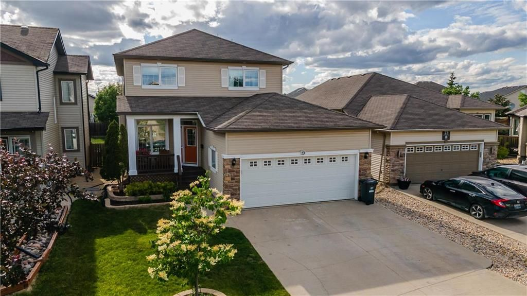 Main Photo: 19 Lyonsgate Cove in Winnipeg: River Park South Residential for sale (2F)  : MLS®# 202115647