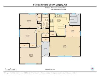 Photo 41: 5424 Ladbrooke Drive SW in Calgary: Lakeview Detached for sale : MLS®# A1103272