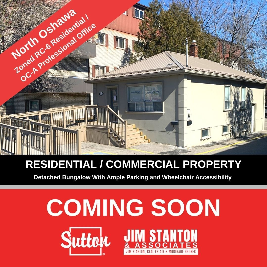 Main Photo: 951 N Simcoe Street in Oshawa: Commercial for sale