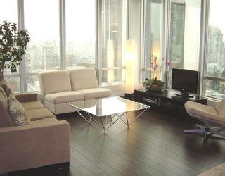 "Photo 1: 1601 989 NELSON Street in Vancouver: Downtown VW Condo for sale in ""THE ELECTRA"" (Vancouver West)  : MLS®# V742302"