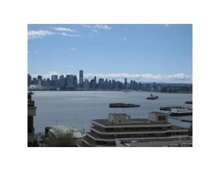 Photo 1: # 1104 175 W 2ND ST in North Vancouver: Condo for sale : MLS®# V826929