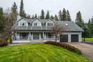 Photo 1: 8656 NORTH NECHAKO Road in Prince George: Nechako Ridge House for sale (PG City North (Zone 73))  : MLS®# R2515515