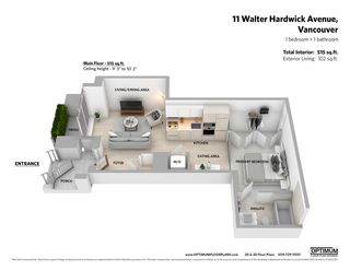 """Photo 24: 11 WALTER HARDWICK Avenue in Vancouver: False Creek Townhouse for sale in """"Kayak"""" (Vancouver West)  : MLS®# R2571642"""