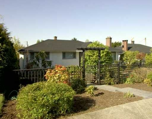 Main Photo: 6158 DAWSON ST in Burnaby: Parkcrest House for sale (Burnaby North)  : MLS®# V589180