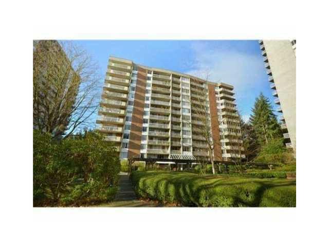 "Main Photo: 1205 2020 FULLERTON Avenue in North Vancouver: Pemberton NV Condo for sale in ""WOODCROFT/HOLLYBURN BLDG"" : MLS®# V1130003"