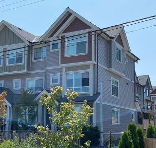 """Photo 1: 12 22600 GILLEY Road in Richmond: Hamilton RI Townhouse for sale in """"Parc Gilley"""" : MLS®# R2604347"""