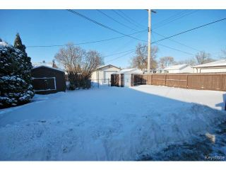 Photo 16: 741 Prince Rupert Avenue in WINNIPEG: East Kildonan Residential for sale (North East Winnipeg)  : MLS®# 1500262