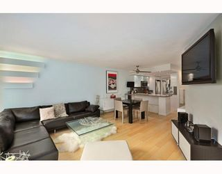 "Photo 2: B104 1331 HOMER Street in Vancouver: Downtown VW Condo for sale in ""PACIFIC POINT"" (Vancouver West)  : MLS®# V802333"