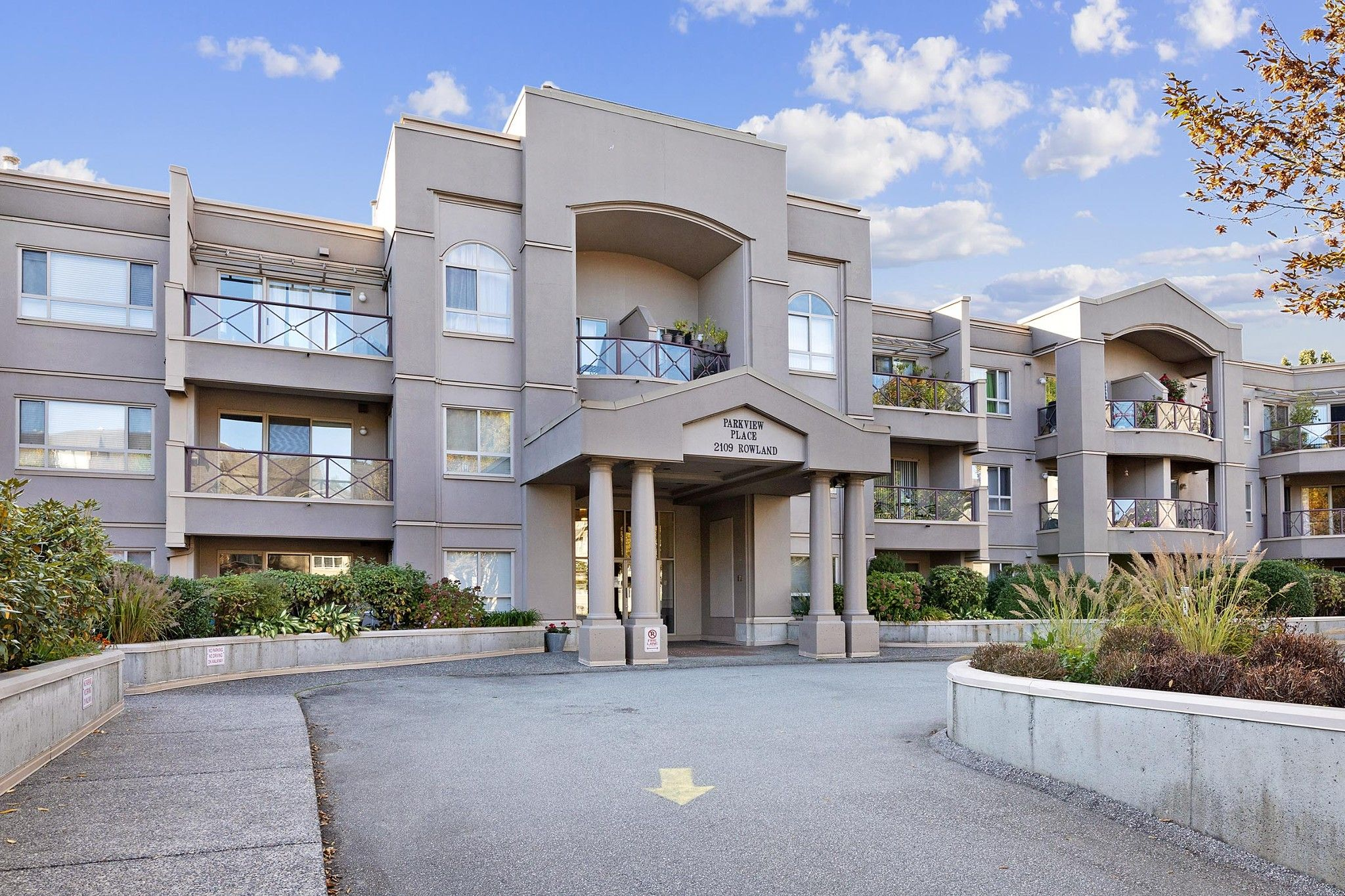 """Main Photo: 308 2109 ROWLAND Street in Port Coquitlam: Central Pt Coquitlam Condo for sale in """"PARKVIEW PLACE"""" : MLS®# R2621710"""