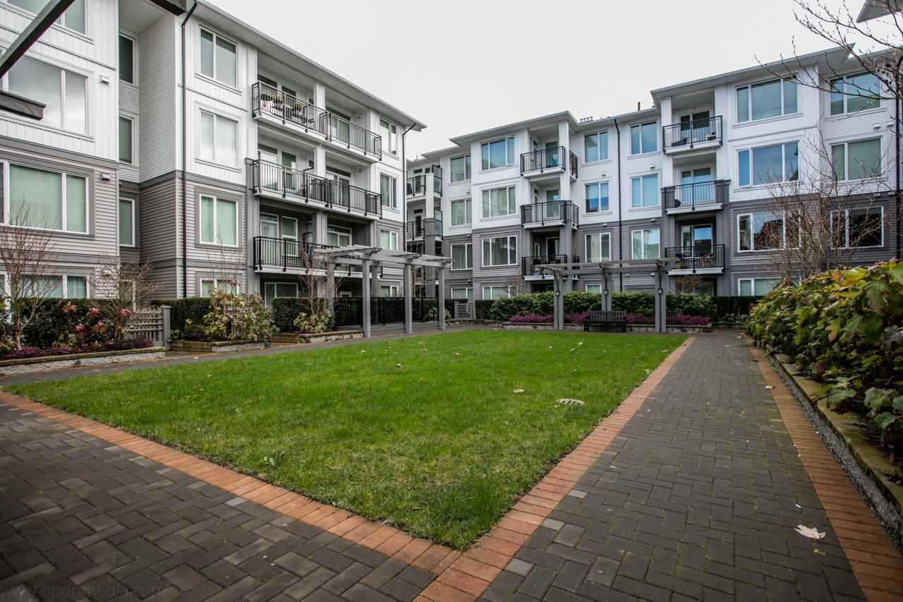 """Photo 12: Photos: 156 9388 MCKIM Way in Richmond: West Cambie Condo for sale in """"MAYFAIR PLACE"""" : MLS®# R2040447"""