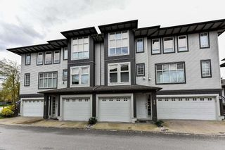 """Photo 1: 59 18777 68A Avenue in Surrey: Clayton Townhouse for sale in """"Compass"""" (Cloverdale)  : MLS®# R2156766"""