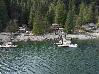 Photo 1: Lot 7 COLDWELL Beach in North Vancouver: Indian Arm House for sale : MLS®# R2559011