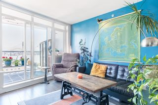 """Photo 8: 1406 668 COLUMBIA Street in New Westminster: Quay Condo for sale in """"TRAPP AND HOLBROOK"""" : MLS®# R2609883"""