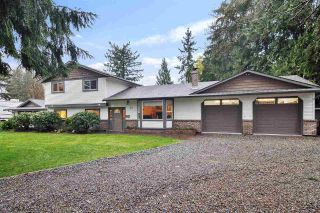 Photo 1: 4510 SADDLEHORN Crescent in Langley: Salmon River House for sale : MLS®# R2520613