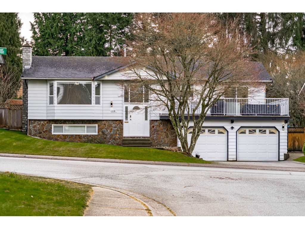 Main Photo: 11118 84B AVENUE in Delta: Nordel House for sale (N. Delta)  : MLS®# R2541278
