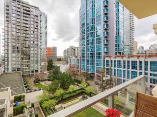 """Photo 12: 707 1225 RICHARDS Street in Vancouver: Downtown VW Condo for sale in """"THE EDEN"""" (Vancouver West)  : MLS®# V1112372"""