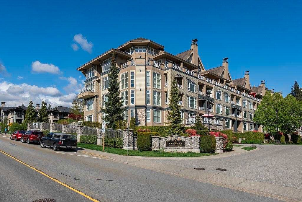 """Main Photo: 327 3600 WINDCREST Drive in North Vancouver: Roche Point Condo for sale in """"WINDSONG"""" : MLS®# R2573254"""