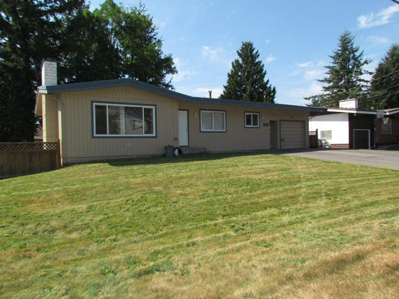 Main Photo: 2211 BAKERVIEW ST in ABBOTSFORD: Abbotsford West House for rent (Abbotsford)