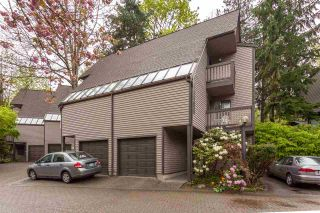 """Photo 20: 8527 TIMBER Court in Burnaby: Forest Hills BN Townhouse for sale in """"TIMBER COURT"""" (Burnaby North)  : MLS®# R2164815"""
